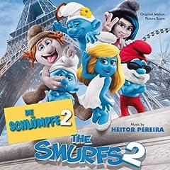 Die Schl�mpfe 2 [OT: The Smurfs 2] (Original Motion Picture Score)
