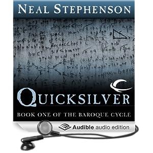 Quicksilver: Book One of The Baroque Cycle (Unabridged)