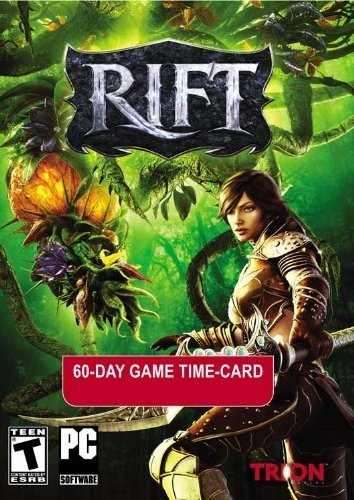 Rift 60 Day Game Time Card [Online Game Code]