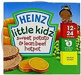 Heinz Little Kidz Sweet Potato and Beef Hotpot 12-24 Months 230 g (Pack of 4)