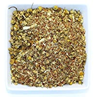 Banana Dulce - Chamomile & Rooibos - Herbal Loose Leaf Tea - Calming Tea (4oz/ 110g)