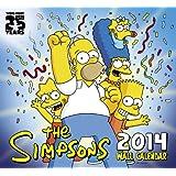2014 The Simpsons Wall Calendar