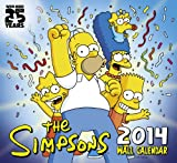 2014 The Simpsons Wall Calendar