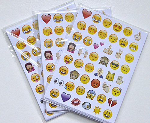 Emoji Sticker Pack-Instagram,Facebook,Twitter iPhone Emoji sticker,19sheets/pack- around 900+ Stickers