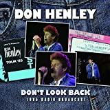 HENLEY, DON - DONT LOOK BACK