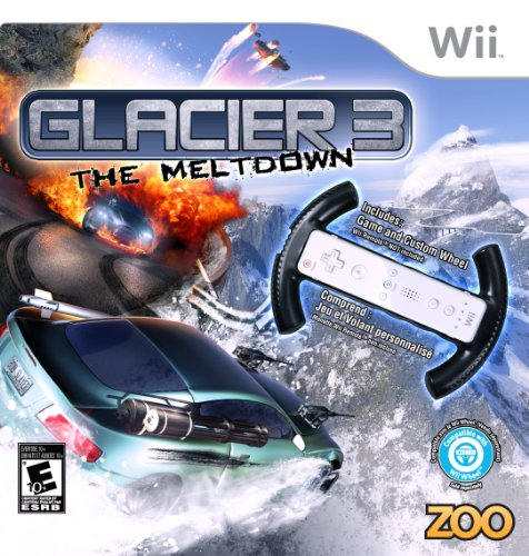 Glacier 3 W/Wheel Bundle