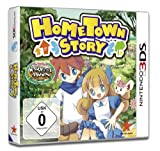 Hometown Story - The Family of Harvest Moon - [Nintendo 3DS]