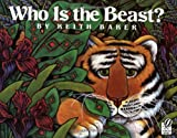 Who Is the Beast? (0152001220) by Baker, Keith