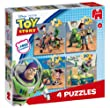 Disney Pixar Toy Story 4-in-1 Jigsaw Puzzles in a Box