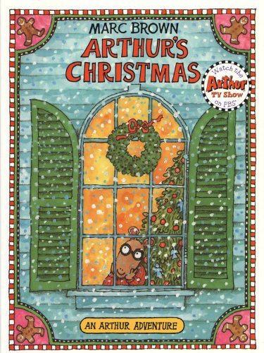 Arthur's Christmas (Turtleback School & Library Binding Edition) (Arthur Adventures (Pb))