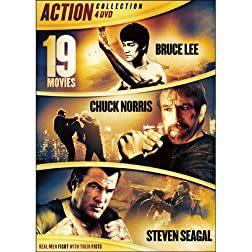 19 Movie Action Collection