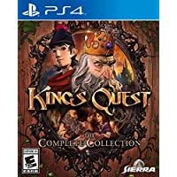 King's Quest The Complete Collection for PlayStation 4