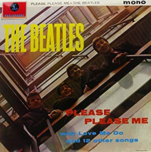 Please Please Me [Mono LP]