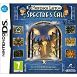 Professor Layton and the Spectres Call Nintendo DS