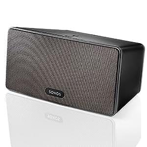 SONOS PLAY:3 Wireless Speaker for Streaming Music (Black)