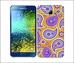 Galaxy Printed 2558 Paisley2 Cele Hard Cover for Samsung S3 NEO