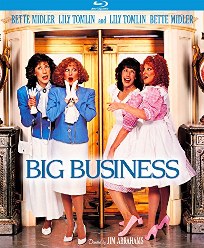 Blu-ray : Big Business (Special Edition)