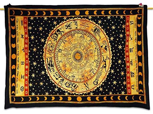 cristales-de-sanacion-india-etnico-negro-tapiz-astrologia-imprimir-decoracion-de-pared-camino-de-mes