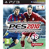 Pro Evolution Soccer 2010 (PS3)by Konami