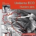 Numéro zéro Hörbuch von Umberto Eco Gesprochen von: Julien Allouf