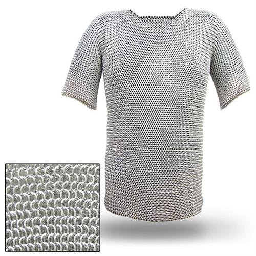 Buy Cheap Haubergeon Chain Mail Replica Armor Long Shirt