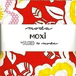 "Moxi Moda Charm Pack By Studio M; 42 - 5"" Quilt Squares"