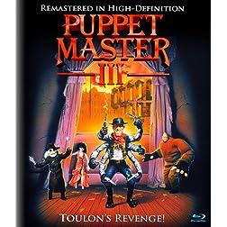 Puppet Master 3 [Blu-ray]