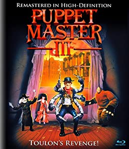 Puppet Master III: Toulon's Revenge [Blu-ray]
