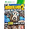 Borderlands 2 Game of the Year - Xbox 360