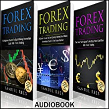 Forex Trading: Ultimate Beginner Guide: 3 Manuscripts | Livre audio Auteur(s) : Samuel Rees Narrateur(s) : Ralph L. Rati