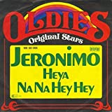 Jeronimo - Heya / Na Na Hey Hey - Bellaphon - 100-03-005