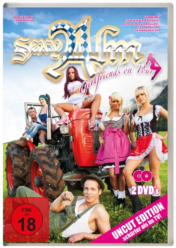 Sexy Alm - Girlfriends on Tour - Staffel 4 (Uncut Edition