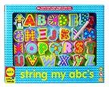 Alex Little Hands String My ABC's