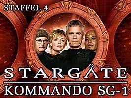 Stargate SG-1 - Staffel 4