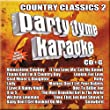 Party Tyme Karaoke - Country Classics 2 (16-song CD+G)