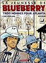 La Jeunesse de Blueberry, tome 8 : Trois hommes pour Atlanta par Corteggiani
