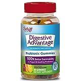 Digestive Advantage Probiotic Gummies - Survives Better than 50 Billion - 60 count (Color: Sss, Tamaño: 60 Count)