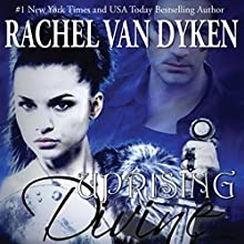 Divine Uprising (       UNABRIDGED) by Rachel van Dyken Narrated by Christine Blackburn