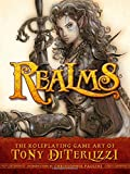 img - for Realms: The Roleplaying Art of Tony DiTerlizzi book / textbook / text book