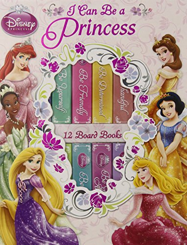 I Can Be A Princesses (12 Books)