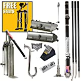 Drywall Master Professional Taping and Finishing Tool Set Plus FREE 24-40
