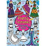Pretty Costumes Colouring Book (Buster Books)by Nellie Ryan