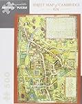 Street Map of Cambridge 500-piece Jig...