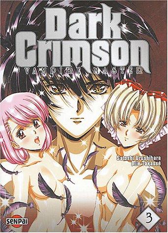 Dark Crimson Vampire Master, tome 3