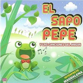 El sapo pepe y las canciones del jard n musica infantil for Canciones para el jardin