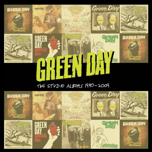 Green Day - The Studio Albums 1990-2009 - Zortam Music