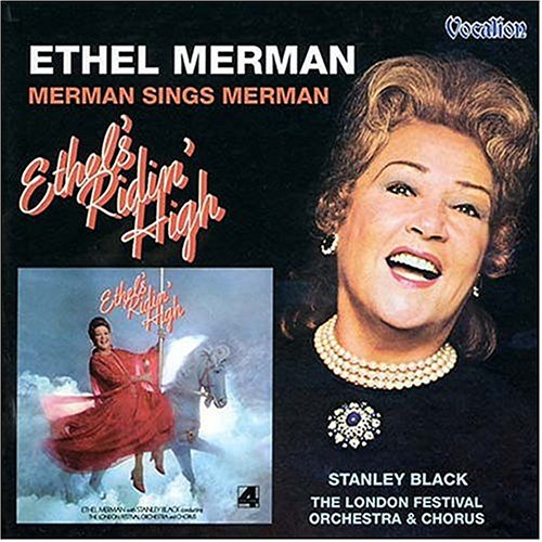Ethel Merman - Merman Sings Merman / Ethel's Ridin' High