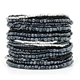 Joyeria Milan Waves Bracelet