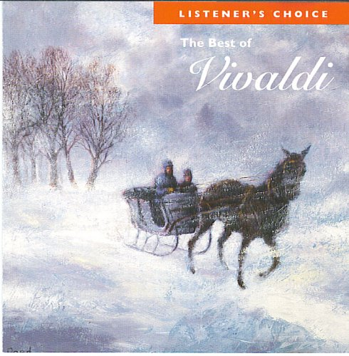 Listener's Choice Vol. 9 : The Best of Vivaldi