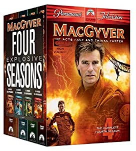 MacGyver: Four Season Pack